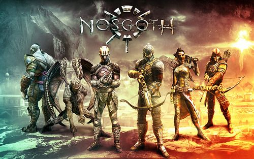 Nosgoth - free fps from Square Enix makers of Hitman or Sleeping dogs.