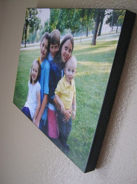 diy canvas pictures