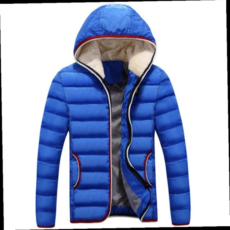 49.90$  Buy here - http://aliov1.worldwells.pw/go.php?t=32683209997 - Hot Sell Casual Winter Men Parkas Thick Warm Clothing Male Coats Jackets Slim Tops Solid Outwear Hooded Full Sleeve Parkas New