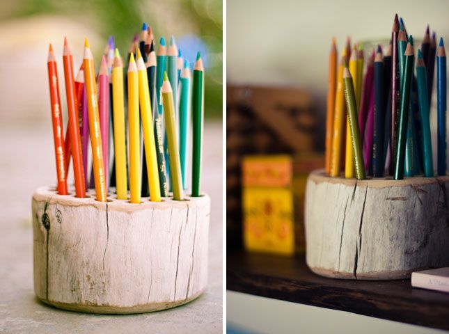 Pocket : 40 DIY Wood Projects We Love