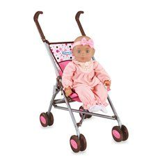 Graco Baby Doll Pink Umbrella Stroller by Tollytots. $24.40. Just ...