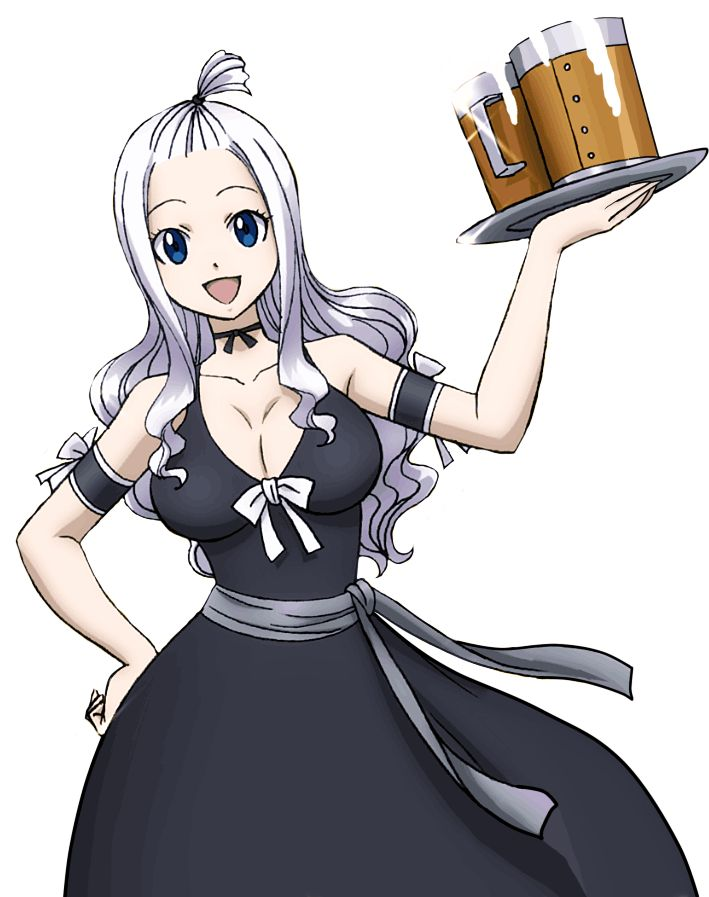 Image result for fairy tail mirajane fairy tail - Fairy tail mirajane hot ...