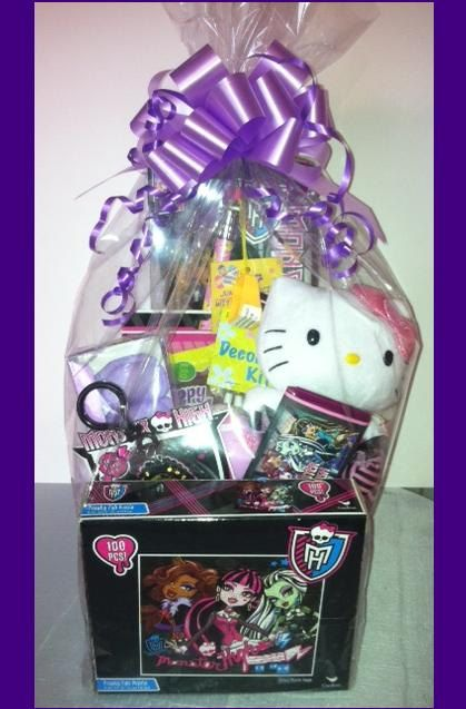 31 best 2014 easter baskets est 1996 images on pinterest easter monster high hello kitty easter basket by cacbaskets on etsy 5999 negle Gallery