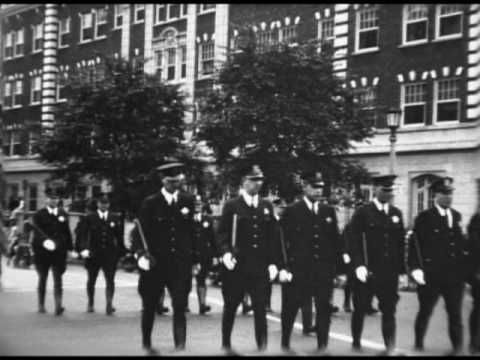A 1930's video of life in Oak Park & Chicago