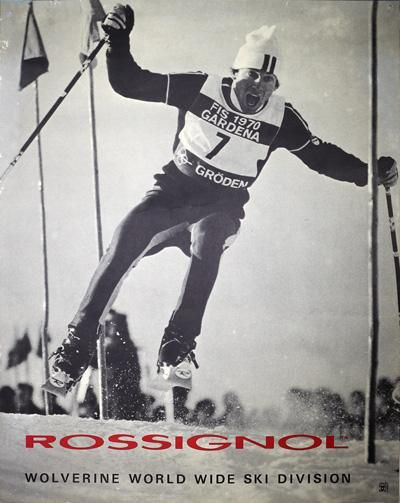 Rossignol 1970 poster