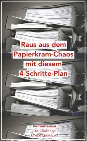 Mit diesen vier Tipps mistet ihr eure Dokumente ordentlich aus