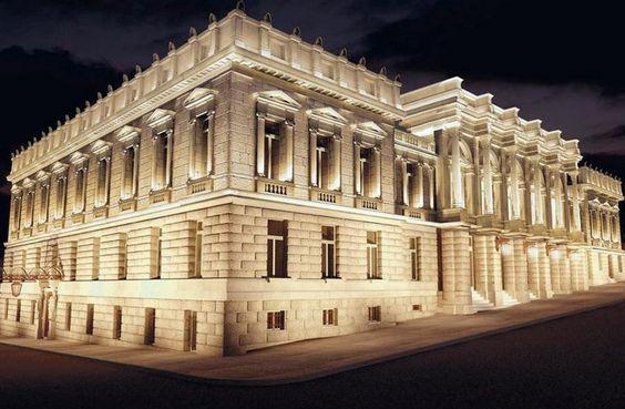 Τα ωραιότερα κτίρια του Ερνέστου Τσίλλερ.: