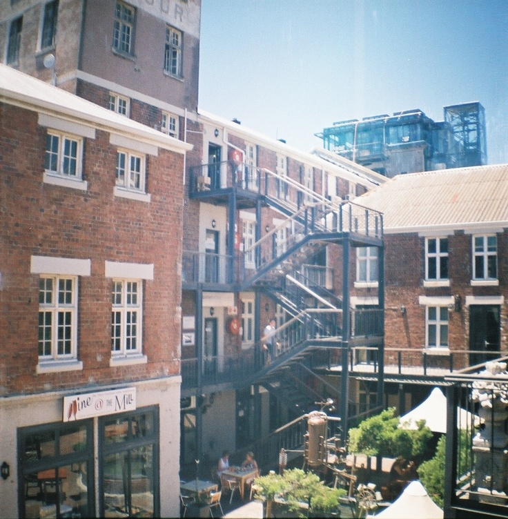 Back to Cape Town : Old Biscuit Mill