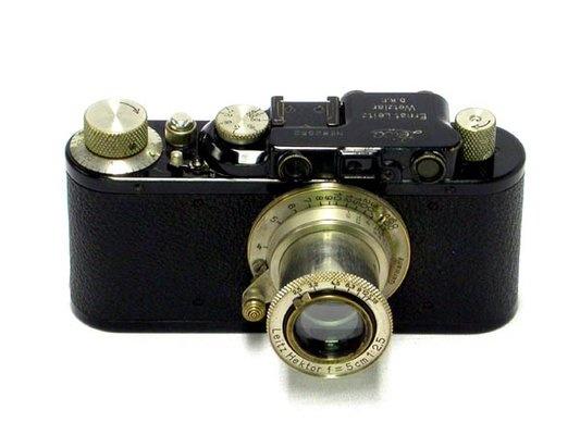 1932 Leica II (D) Camera #steampunk