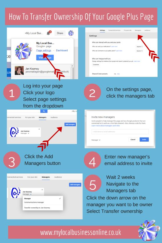 How To Transfer Ownership Of Your Google Local Page [Video]   My Local Business Online
