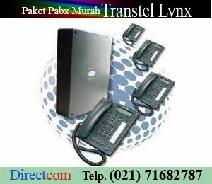 Tentang Produk Transtel Lynx 308 Pabx Transtel Lynx adalah Soho pabx yang memiliki Kapasitas 3 Line - 8 Extensi, jika diperlukan anda dapat mengupgradenya menjadi 16 Ext. Featurenya Lengkap dan Canggih. (Info detail Produk Hubungi kami) Pabx transtel ini bukan merek baru, Pabx made in USA ini eksistensinya sudah terbilang cukup lama. jadi jangan diragukan lagi mengenai kualitas dari pabx Transtel Lynx ini.