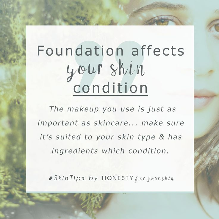 The difference between makeup and skincare is sometimes small, especially when m…