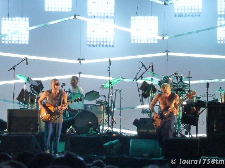 Atom for Peace @ Rock in Roma