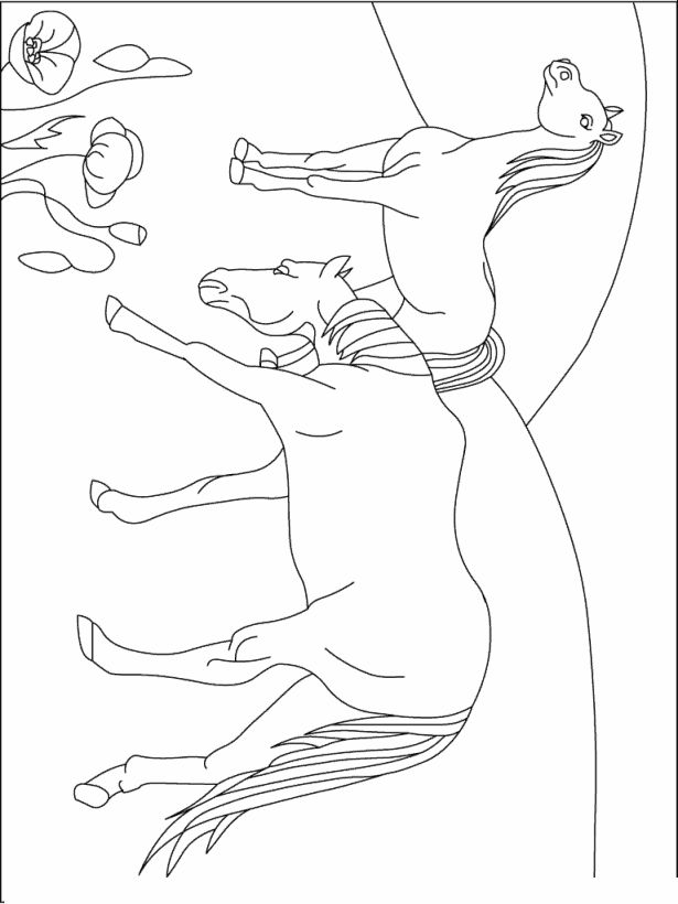 kleurplaat paard 17 kleurplaten houtwerk ikea hacks