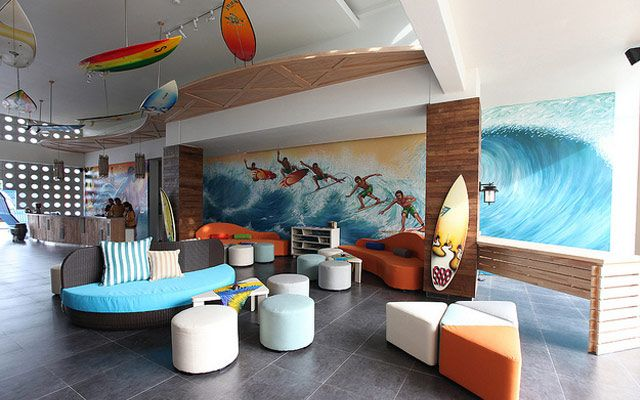 ideas para decorar con tablas de surf claudia habitaci n