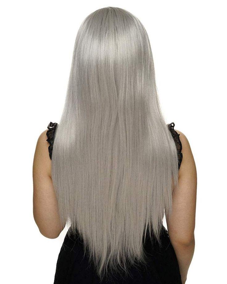 Rockstar Wigs | Lolita Doll Silver Wig