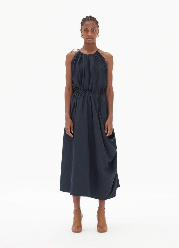 379e9b2796afd7 「Phoebe.P CELINE」おしゃれまとめの人気アイデア|Pinterest |kotomi | ホルターネック ドレス、リネン、キャンバス