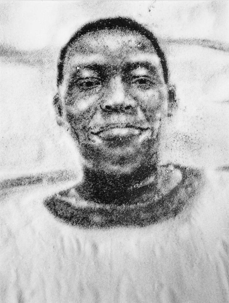 Vik Muniz - Sugar Portraits