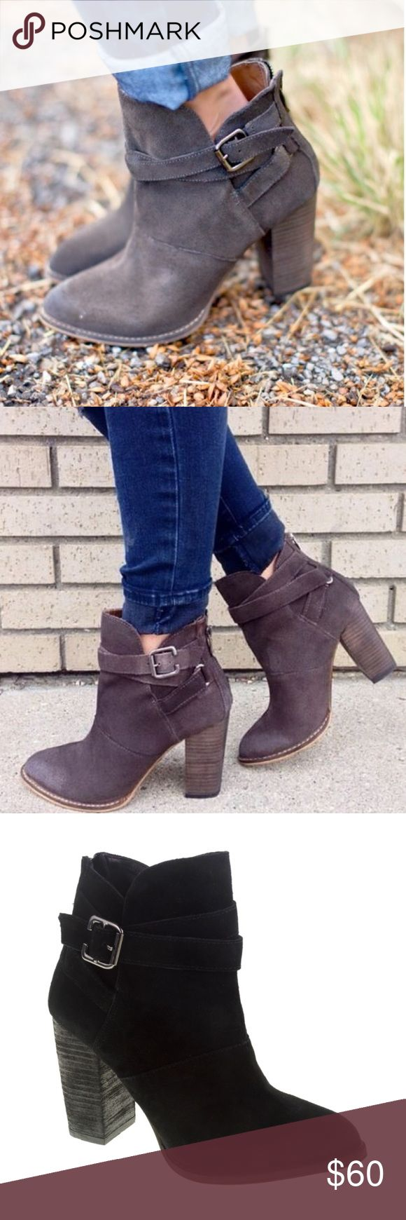 Chinese Laundry Bootie NWT!!  Blogger favorite Bootie!  Goes great with everything! Chinese Laundry Shoes Ankle Boots & Booties