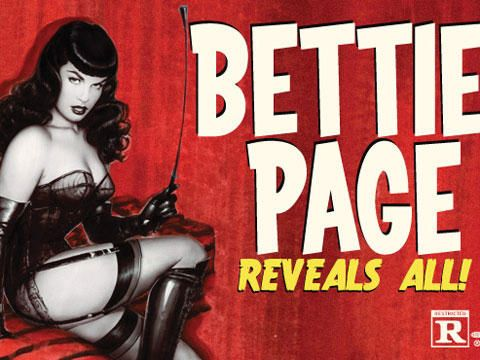 Broad Sheet: Bettie Page's Fate