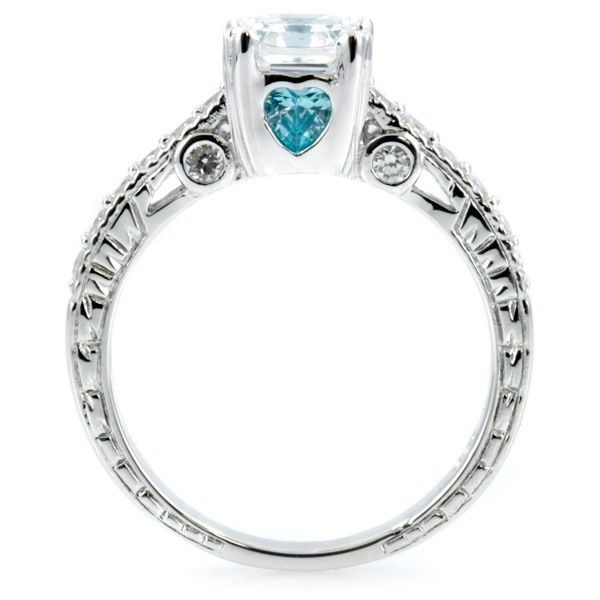 Wedding Rings Turquoise