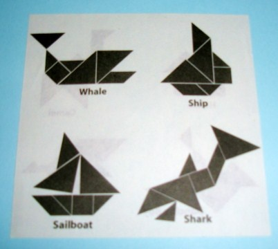 Learning Ideas - Grades K-8: Having Fun with Tangrams in Math Class
