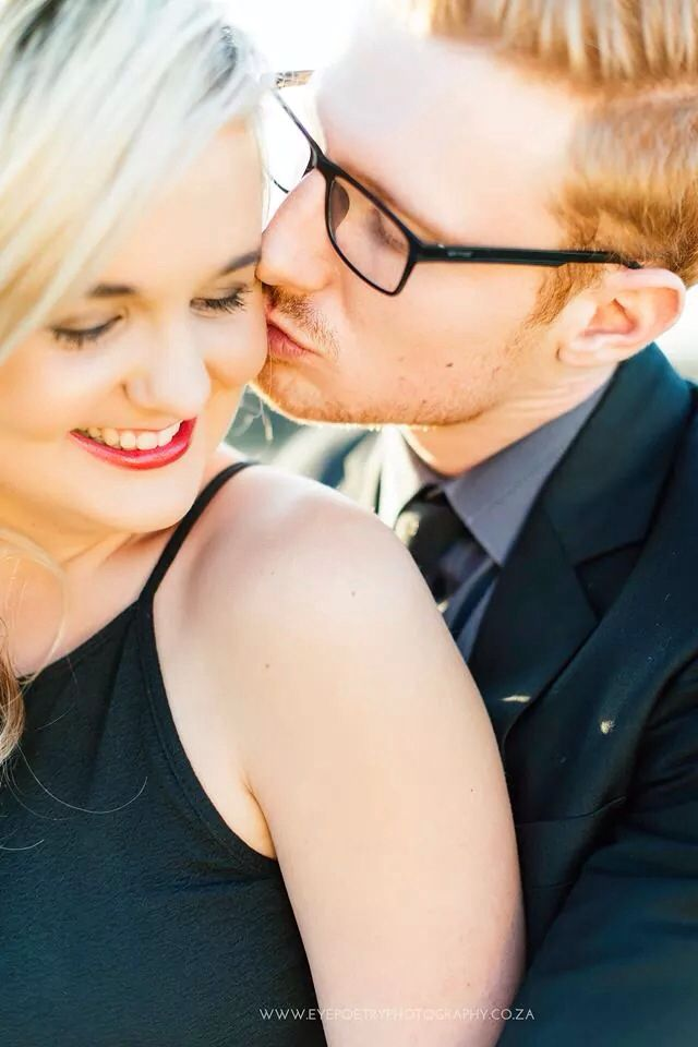 Love this photo of a recent couple shoot we did. Beautiful  natural light!