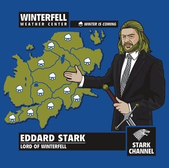 Winter Is Coming!   Funny Pictures   Funny Photos   Funny Images   Funny  Pics