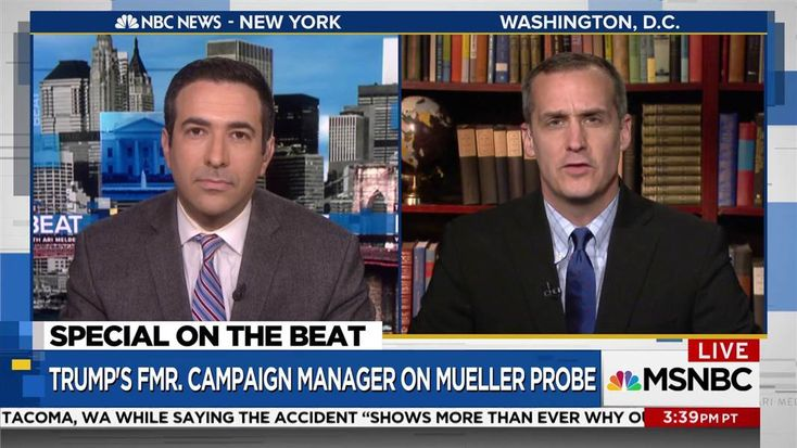 Trump's former campaign manager, Cory Lewandowski, says if anyone on the Trump campaign colluded with Russia, he hopes they go to jail. Former Watergate prosecutor Nick Akerman and Hillary Clinton aide Adrienne Elrod join Ari Melber to fact-check him.