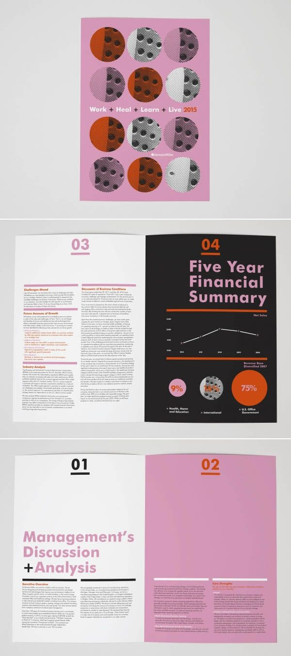 Corporate Report by Maria G, Shillington Graduate. More student work -->…