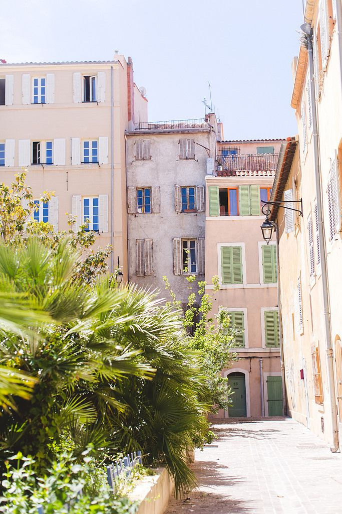 A Weekend Away in Marseille - WishWishWish