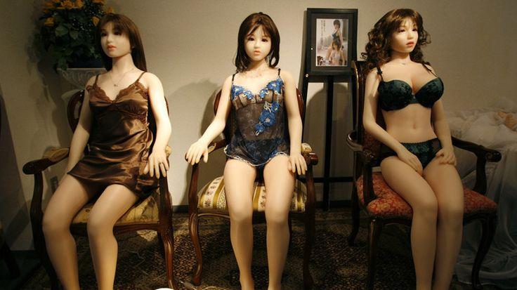 Victime de son succès, la première maison close de robots sexuels ferme à Barcelone