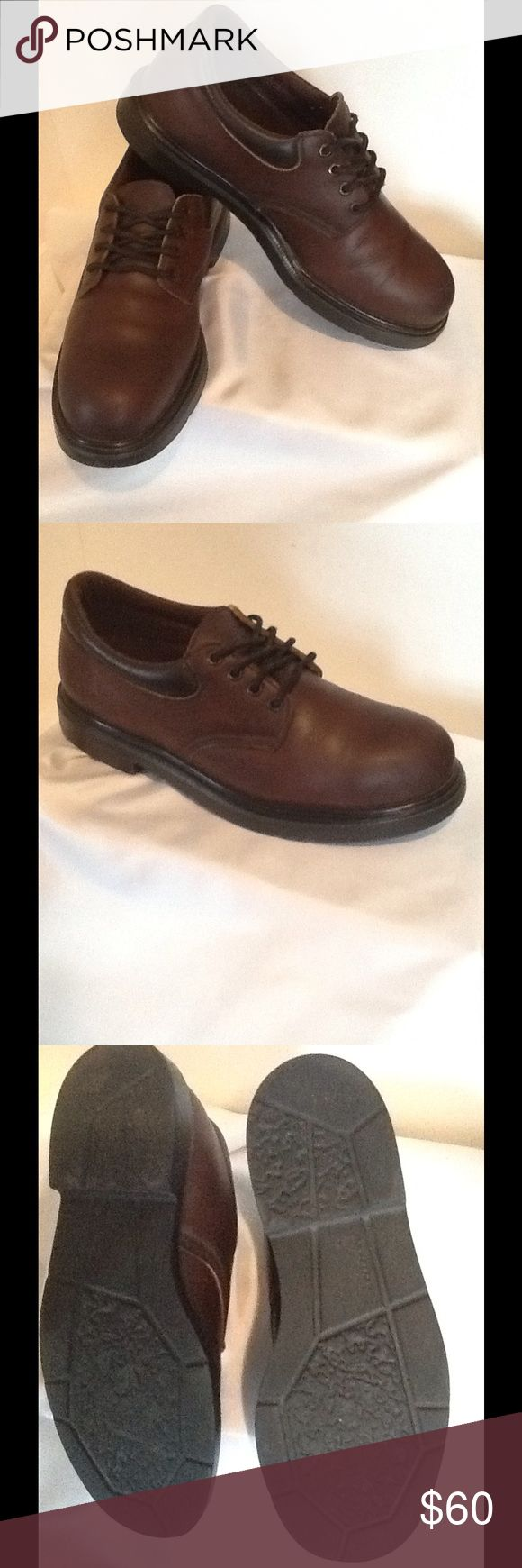 Men's Red Wing Steel Toe Safety Oxford Shoes (USED) Men's Red Wing Steel Toe Safety Oxford Shoes good condition. Size 11 D Red Wing Shoes Oxfords & Derbys