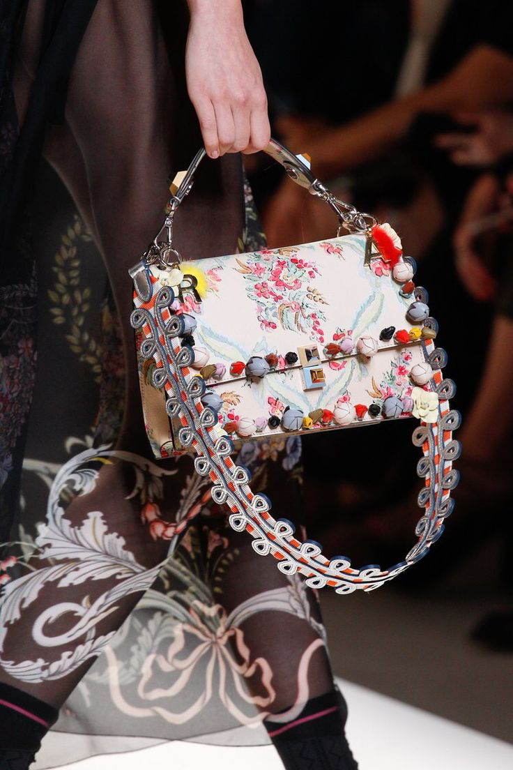 Fendi - Spring 2017 Ready-to-Wear