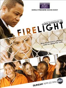 Cuba Gooding, Jr. starred in Firelight, a 2012 Hallmark Hall of Fame movie. #hallmark #cubagoodingjr
