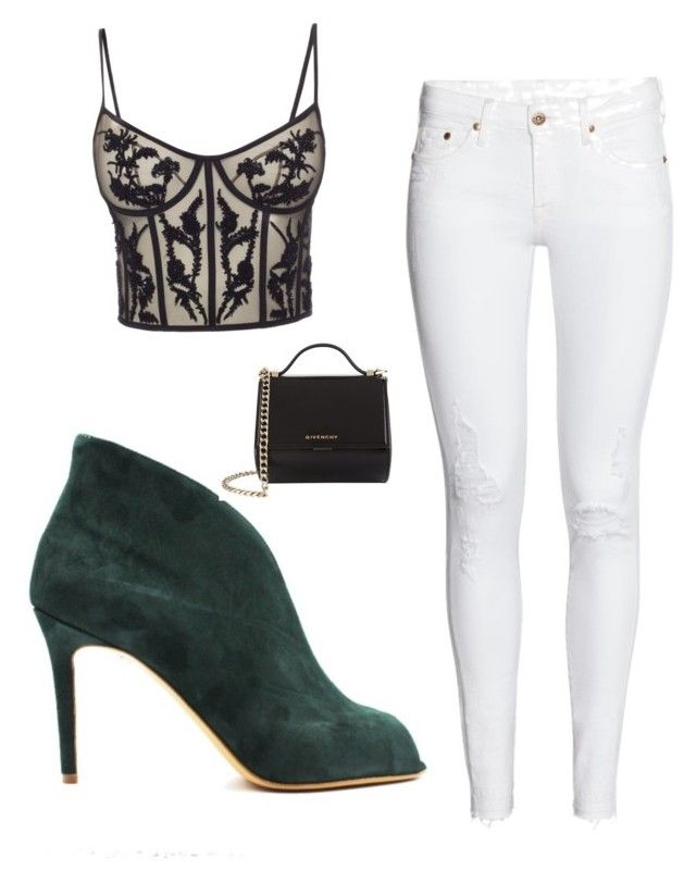 """Etoile verde comprala su www.giancarlo.shoes"" by giancarloshoes on Polyvore featuring moda, Alexander McQueen e Givenchy"
