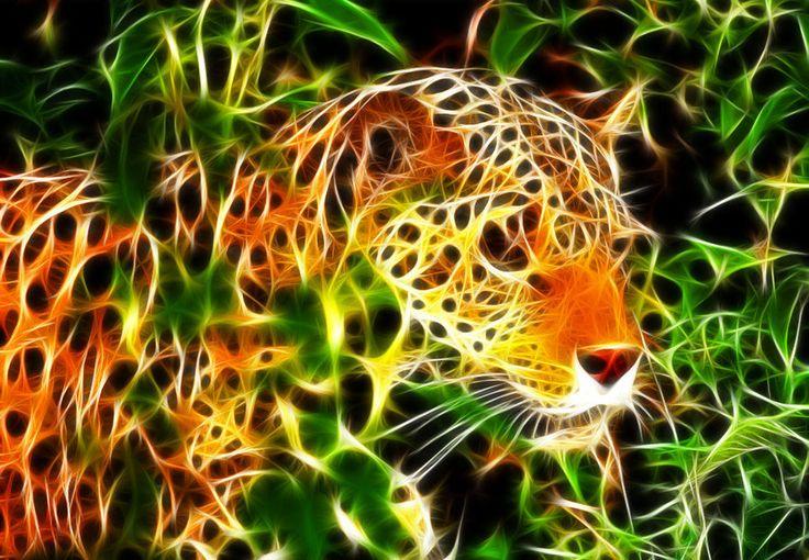 fractal feline