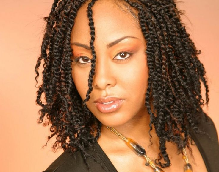 Natural Hair Styles Braids Twist: 56 Best Nubian Twists Images On Pinterest