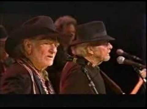 Willie Nelson and Merle Haggard - Pancho and Lefty