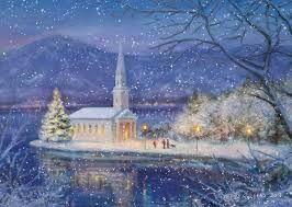 Image result for church christmas art