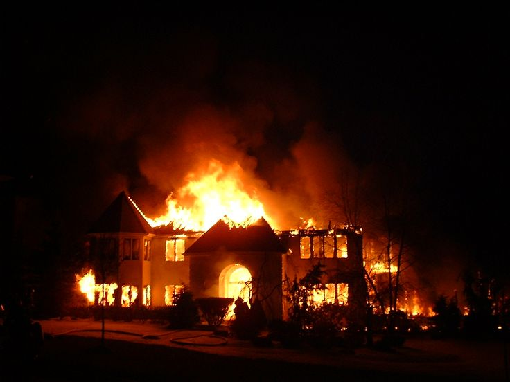 Is your house insured against FIRE  #HomeInsuranceBocaRaton