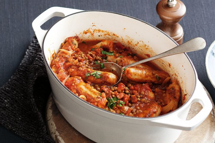 Try this hearty, heartwarming meal at home with just six ingredients and a pot!