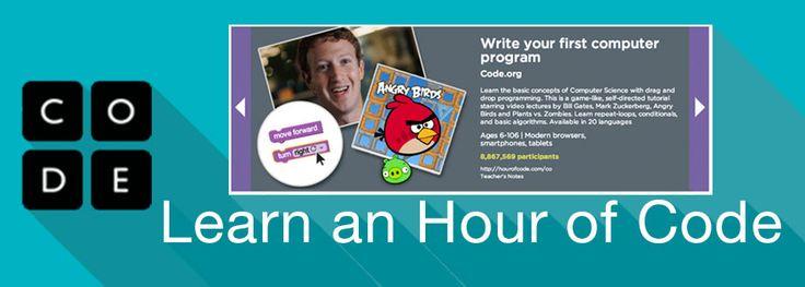 Hour of code: 8-14 Aralık Bilgisayar Bilimi Haftası