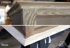 How to Make a Shoe Storage Bench out of a Habitat ReStore Wall Cabinet - Pretty Handy Girl