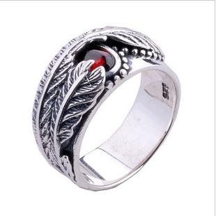 Pure silver ring the onyx pure silver boys restoring ancient ways sparrow feather quit $124.53