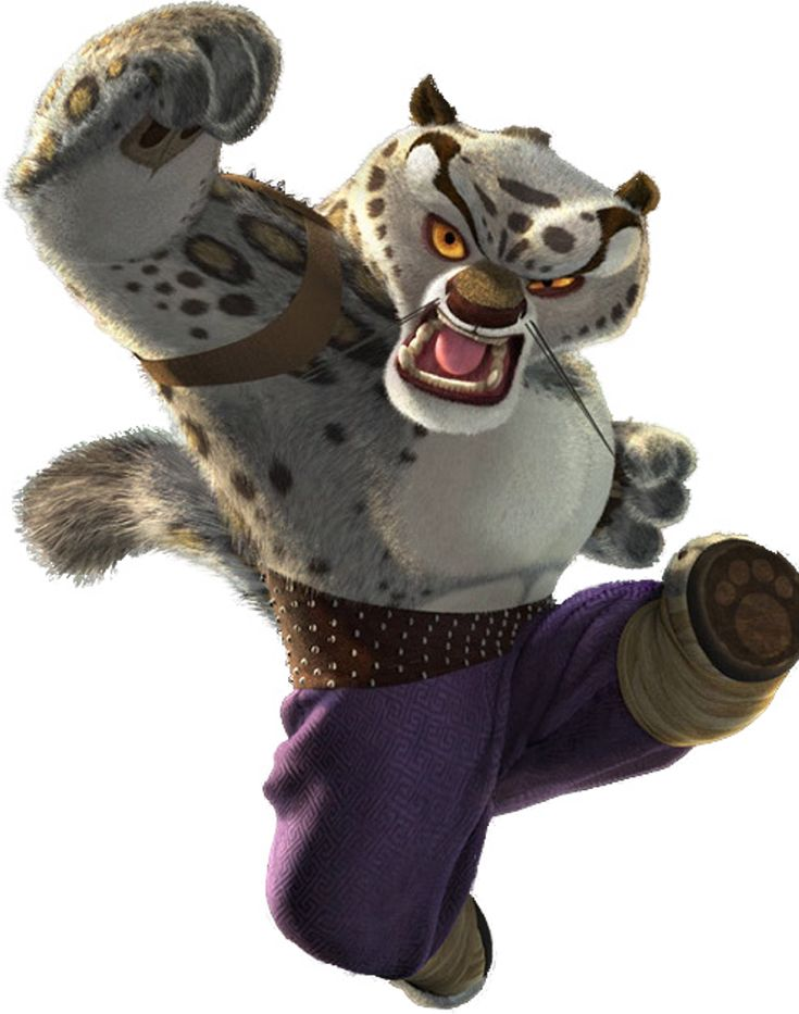 Tai lung was so awesome. You almost gotta feel bad for the guy...R.I.P