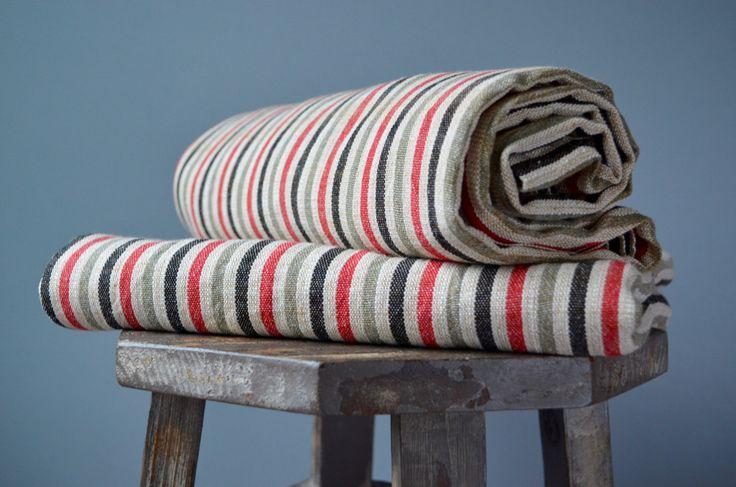 Busa Fringeless Linen Bath Sheet