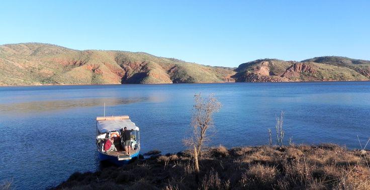 Lake Argyle- Kununurra in Western Australia