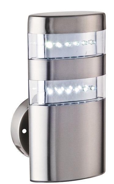 Venkovní svítidlo RABALUX RA 8302 | Uni-Svitidla.cz Moderní nástěnné svítidlo vhodné k instalaci na stěny domů, bytů či pergol #outdoor, #light, #wall, #front_doors, #style, #modern