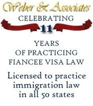 K-1 Visa Guide - Step by Step City Specific Guide